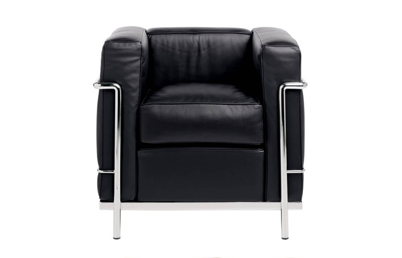 Poltroncina LC2 progettata da Le Corbusier nel 1965